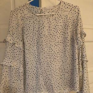 Lush blouse size xs